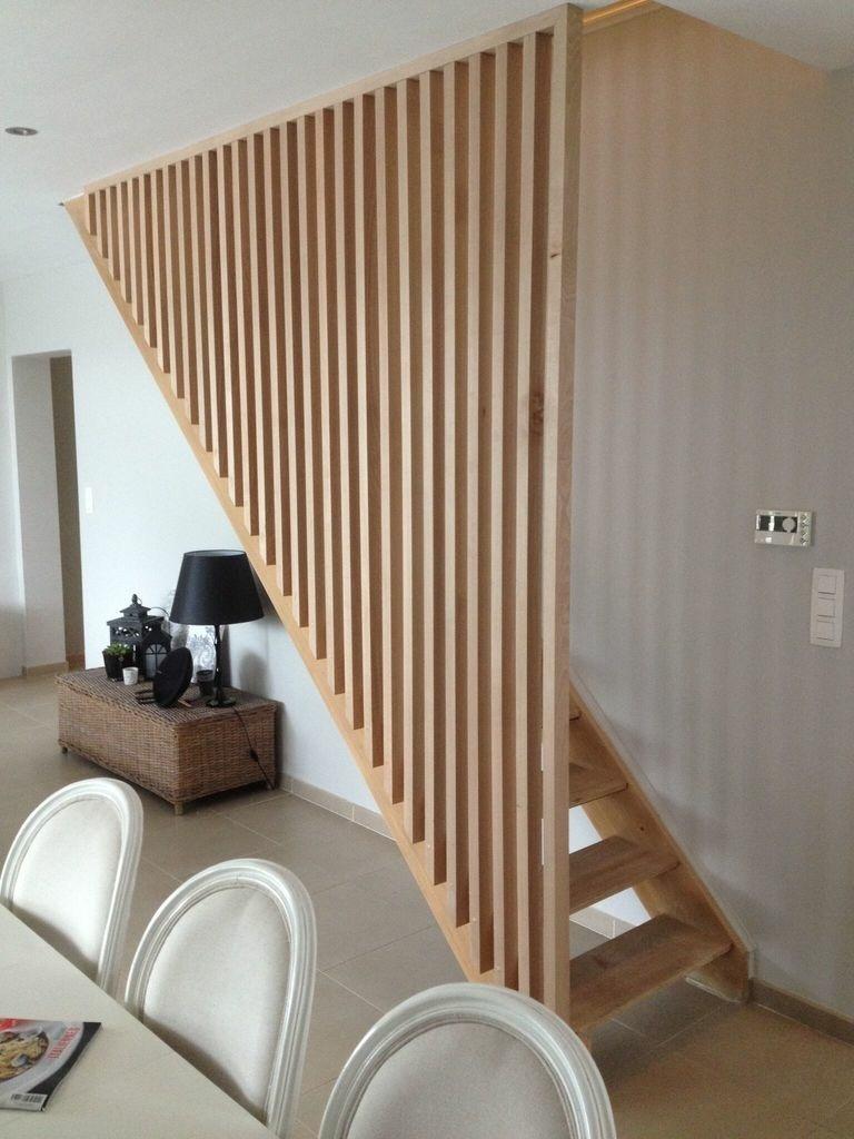 garde corps en h tre par hebus sur l 39 air du bois. Black Bedroom Furniture Sets. Home Design Ideas