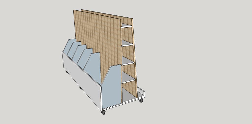 plan desserte chutes de bois par lexop sur l 39 air du bois. Black Bedroom Furniture Sets. Home Design Ideas