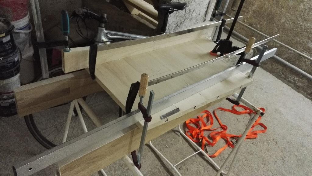 table de découpe bois