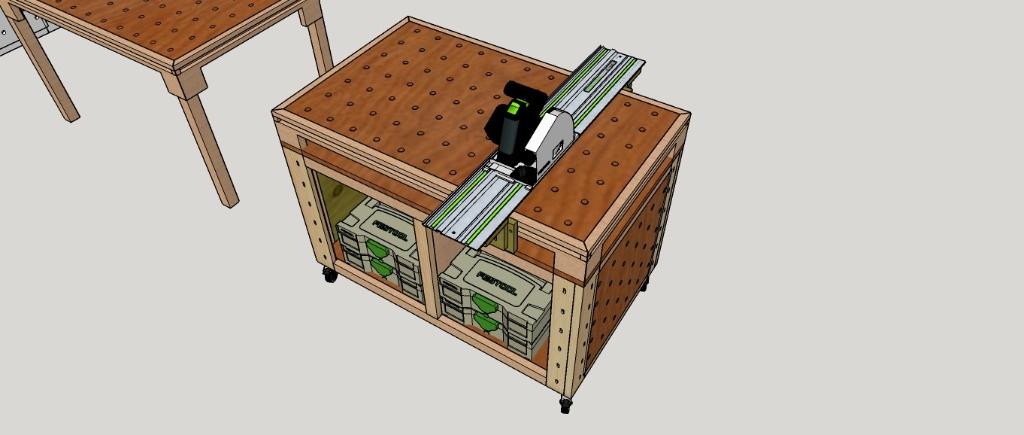 pas pas etabli type mft par nico39 sur l 39 air du bois. Black Bedroom Furniture Sets. Home Design Ideas