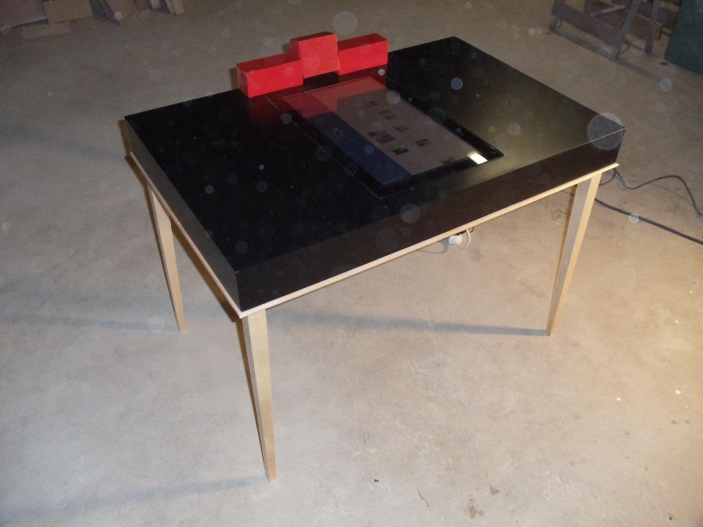 le petit bureau connect ann es 60 par martinlecomte sur l. Black Bedroom Furniture Sets. Home Design Ideas