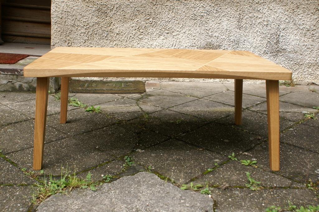 Table basse par zeloko sur l 39 air du bois - Table basse qui se transforme en table haute ...