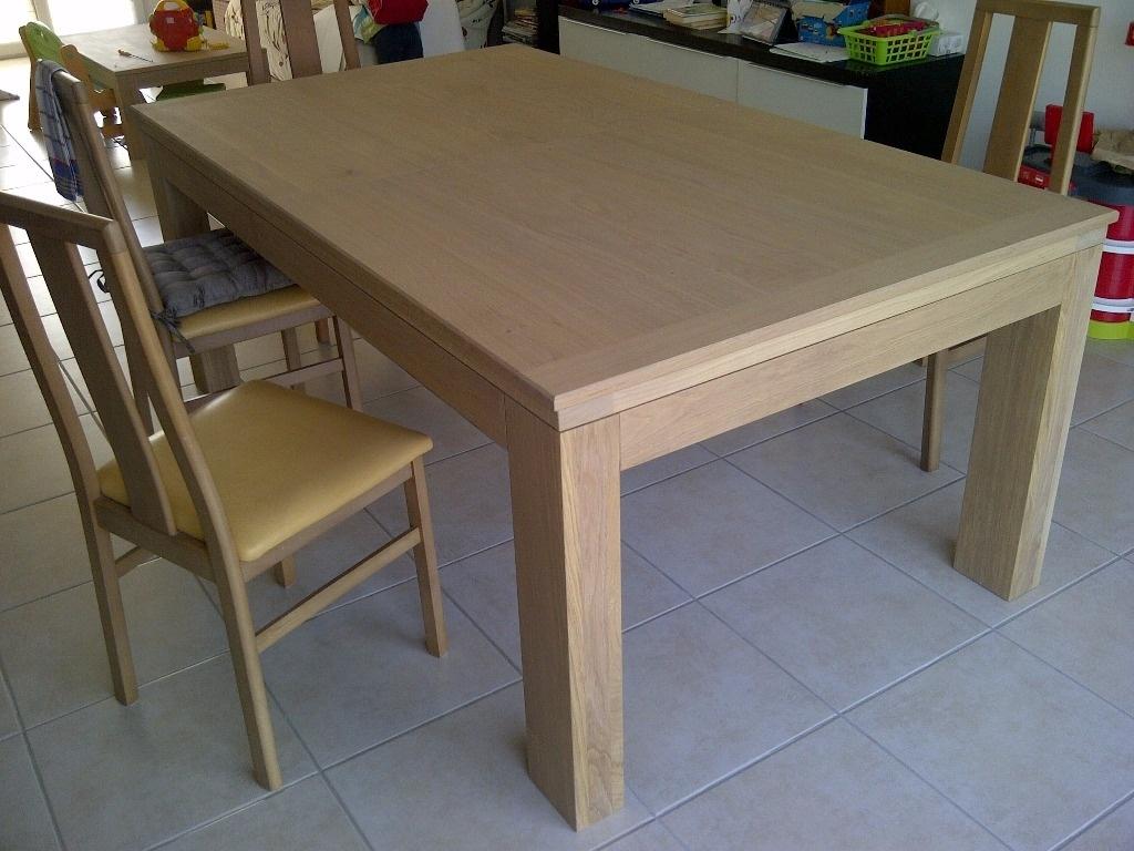 billard - table salle a manger par fabio38 sur l'air du bois