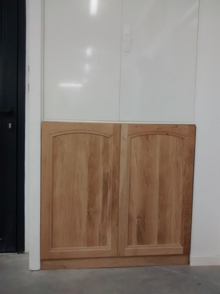 Porte a cadre exercice de ravancement de moulure par - Cadre de porte en bois ...