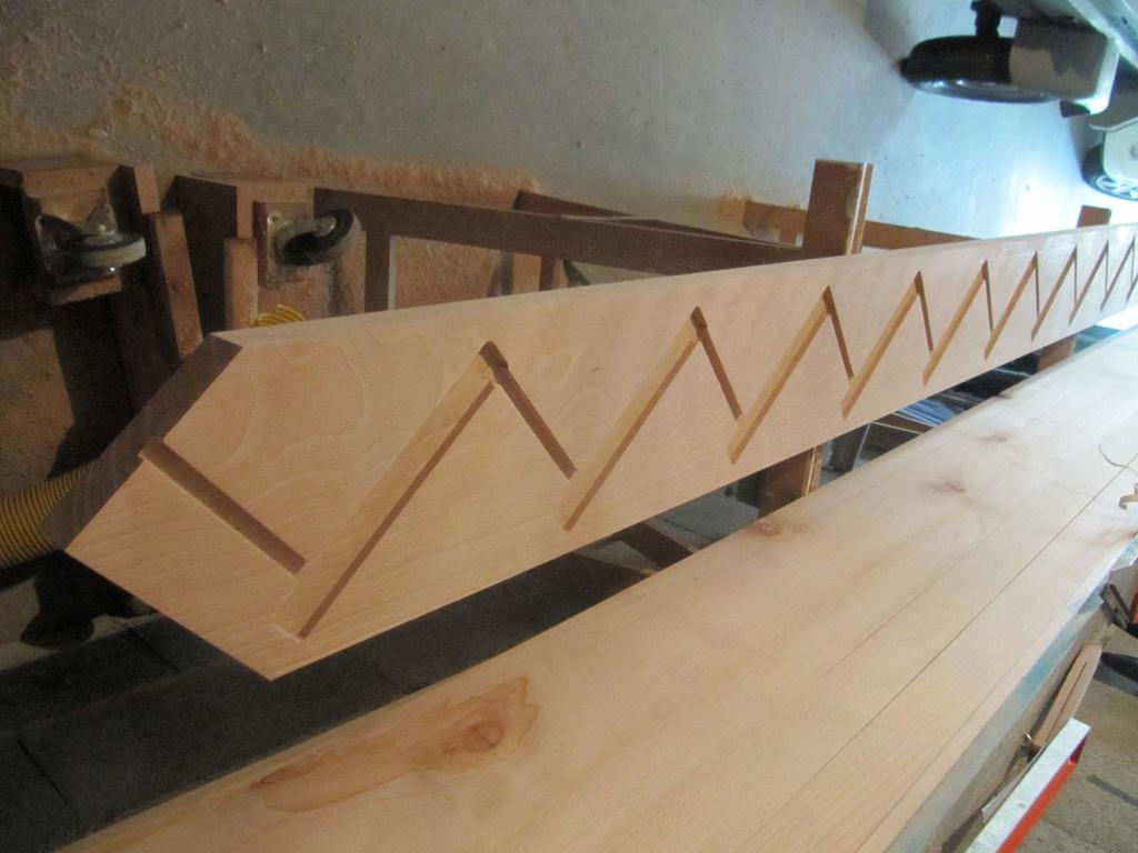 Ajouter Des Contre Marche Escalier escalier droit avec contremarche par zebulette sur l'air du bois