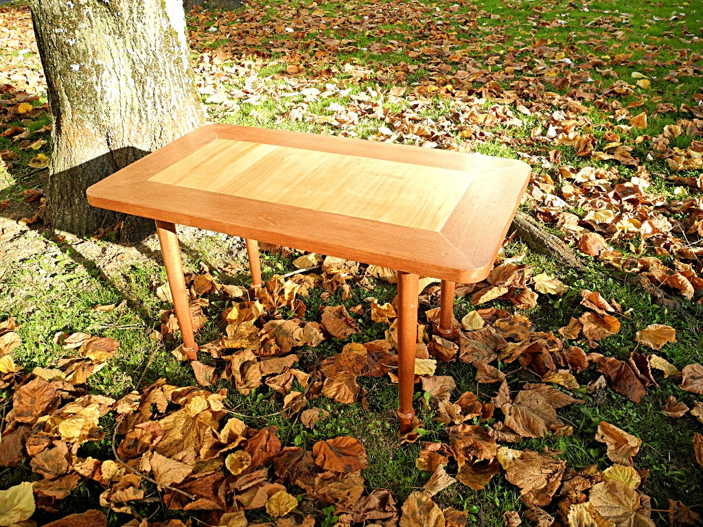 Table basse par peiot sur l 39 air du bois - Creation table basse ...