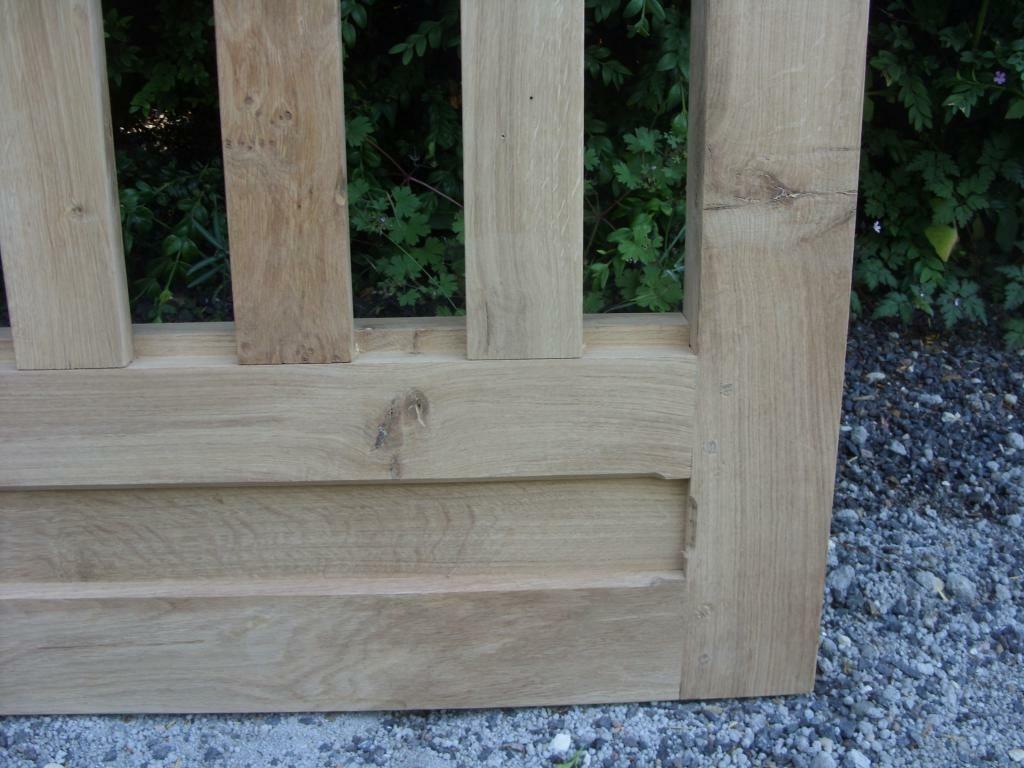 Portillon de jardin par riquet18x4 sur l 39 air du bois for Petit portillon jardin