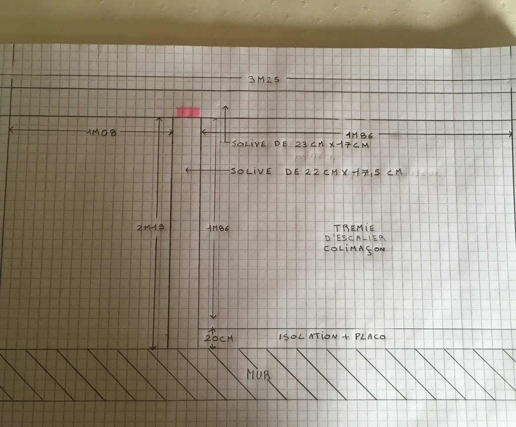 Creation D Une Tremie Escalier question] création trémie d'escalier en chêne par quentiin77