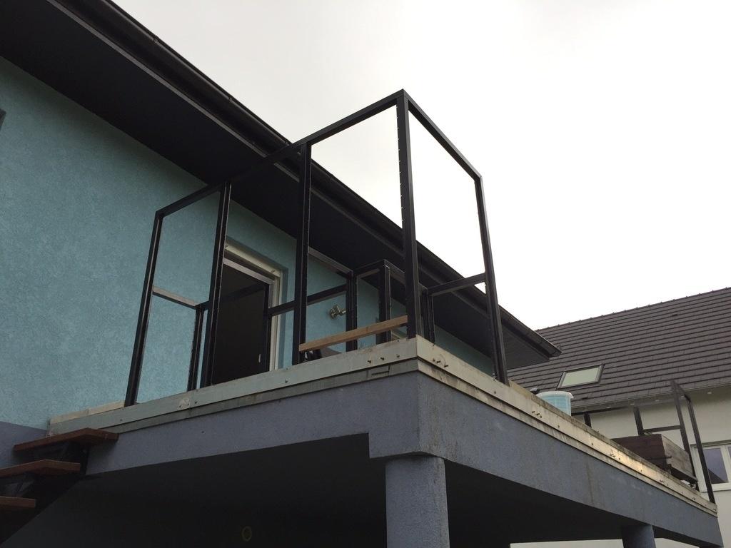 brise vue de terrasse. Black Bedroom Furniture Sets. Home Design Ideas