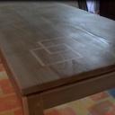 Réalisation d'une table basse