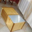 Une table basse simple et pratique