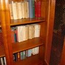 Pendant de bibliothèque