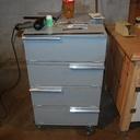 Rangement pour caisse a outils