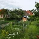 Poulailler à colombages bioclimatique