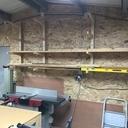 Rack à bois pour mon atelier
