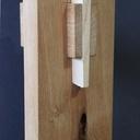 Assemblage bois astucieux