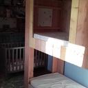 Un jolie lit pour la petite
