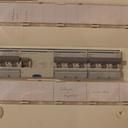 Tableau électrique atelier - Ligne tri