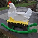 La p'tite poulette