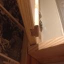 Meuble pour wc suspendu