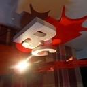 Lampe Supporter du Standard de Liège