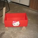 Charette Hello Kitty
