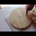 Mandrain de reprise maison pour tour à bois