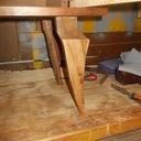 Revernisage d'un meuble recupere