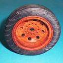 Fabrication de roue de véhicule, camion, tracteur etc...