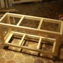Fabrication d'un chariot d'atelier