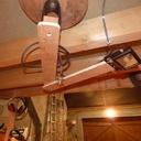 Lampe d'atelier orientable