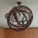 Lampe sphère