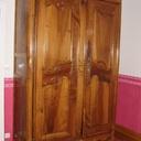 Restauration d'une armoire
