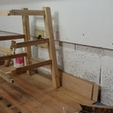 Un tabouret pour l'atelier