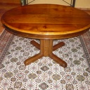 Pied de table