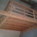 Mezzanine chambre d'enfant