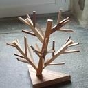 Un arbre en bois...