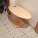 La petite table