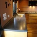 un plan de travail en acrylique par toutenbois sur l 39 air du bois. Black Bedroom Furniture Sets. Home Design Ideas