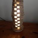 Lampe empilée