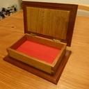 Une petite boîte à bijoux