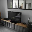 Plateau de meuble TV