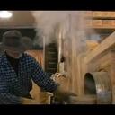 Comment faire un banc en un seul bout de bois ?