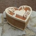 Boîte à Bijoux Amoureux