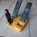 Support télécommande