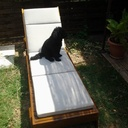 Chaise longue DIY