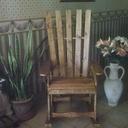 Meubles de jardin et interieur .en boi de palettes.