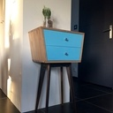 Meuble d'appoint scandinave
