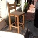 petite chaise haute pour enfant par francaisduboutdumonde sur l 39 air du bois. Black Bedroom Furniture Sets. Home Design Ideas