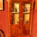 2 vitrines pour chinoiseries